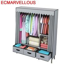 Armario Tela Closet Storage Kleiderschrank Meble Mobili Mueble De Dormitorio Cabinet Guarda Roupa Bedroom Furniture Wardrobe