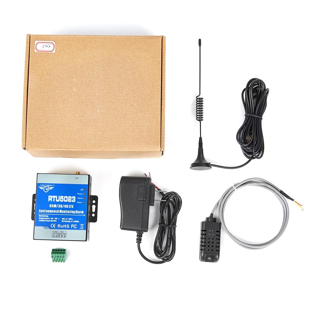 GSM nadzor vlažnosti temperature Izlazni / istosmjerni gubitak - Sigurnost i zaštita - Foto 5