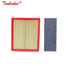 Air Filter Cabin Filter External Set For Audi A4 8E B6 B7 2000 2009/A6 C5 Avant 2000 2005/Audi Allroad C5 2003 2005 Model 2 Pcs