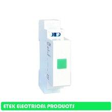 EKSL DIN 230V AC  Modular Signal Lamp 50/60HZ RED GREEN YELLOW BULE WHITE LED
