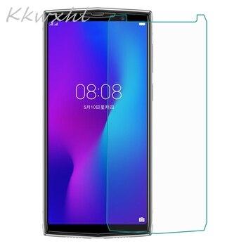 Перейти на Алиэкспресс и купить Закаленное стекло 9H для смартфона Doogee N100 Защитная пленка для экрана Doogee N100 защитный чехол