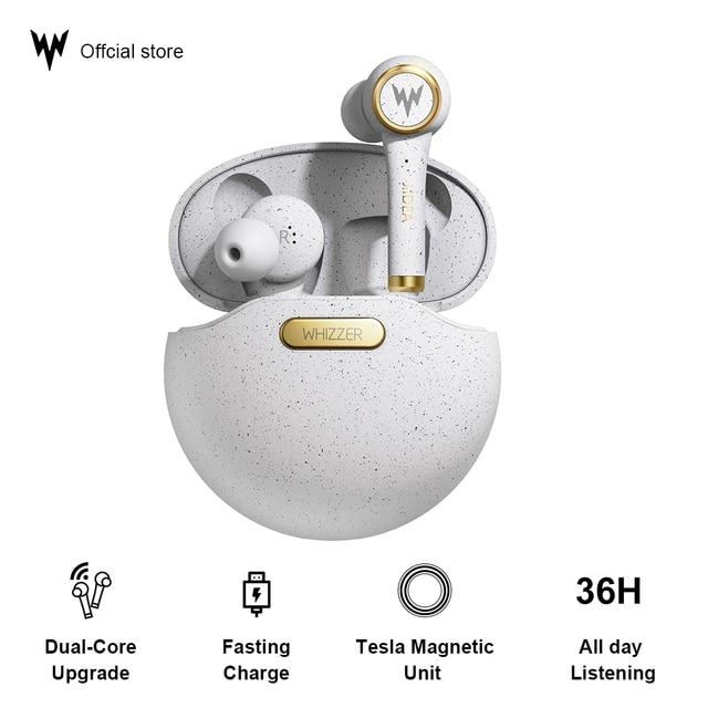 WHIZZER TP1S wireless Bluetooth earphone 3D stereo wireless  1