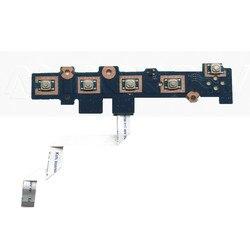 Original para samsung f510 rf511 placa de interruptor botão energia BA92-07329A