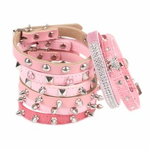 Cats Collars Necklace Puppy Chat Kitten Spiked Breakaway Pet-Dogs-Accessories Small Pipifren