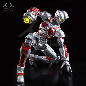 Image 5 - COMIC CLUB IN LAGER 1/6 Ultraman ACE Ultraman erste ver. Durch E modell metall bauen aktion roboter Spielzeug Figur