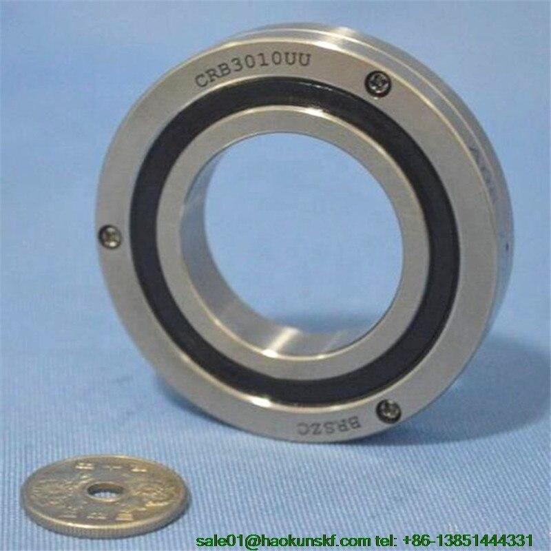 CRBH11020AUUT1 P5 Crossed Roller Bearings (110x160x20mm)  Turntable Bearing AXK  High precision  Robotic Bearings