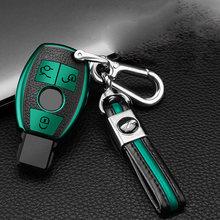 Чехол для автомобильного ключа mercedes benz a b c e s class