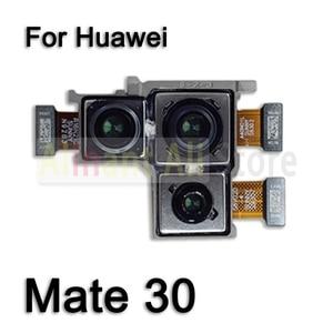 Image 5 - Orijinal arka ana arka kamera Flex kablo için Huawei Mate 8 9 10 20 20X 30 Lite Pro artı arka kamera Flex onarım telefon parçaları