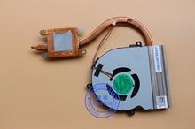 Новый Кулер Для процессора/радиатор для Dell Inspiron 3721 5521 5535 5537 Vostro 5721 Latitude 2521 DFS470805CL0T FFG7 радиатор