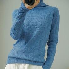 Sparsil женский зимний шерстяной свитер с высоким воротником