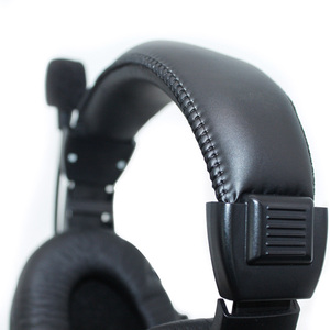 Image 5 - 3,5mm Wired Kopfhörer Mit Mikrofon Business Headset Mic Kopfhörer Für Computer PC Gaming Stereo Skype NC99