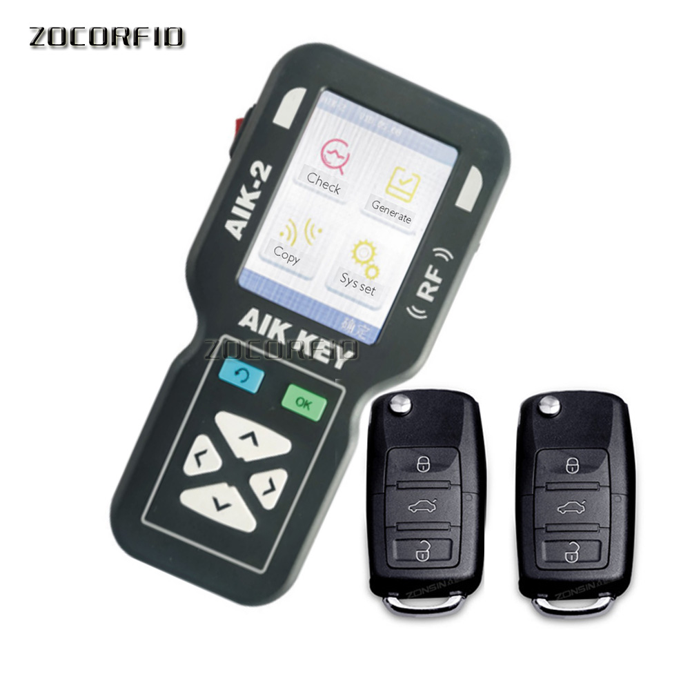 Handheld RF Remote Controller Digital Counter Remote Copier/Key Programmer,Frequency Tester