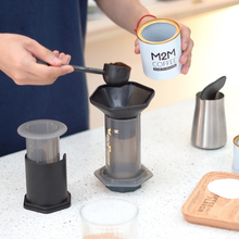 Manual Portable Coffee Maker Household DIY Press Espresso French Air Drip Machine Filters AeroPress