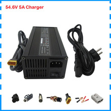 Ebike Battery Charger Lithium-Battery-Charger 48V 13S 5A for Output Use-For