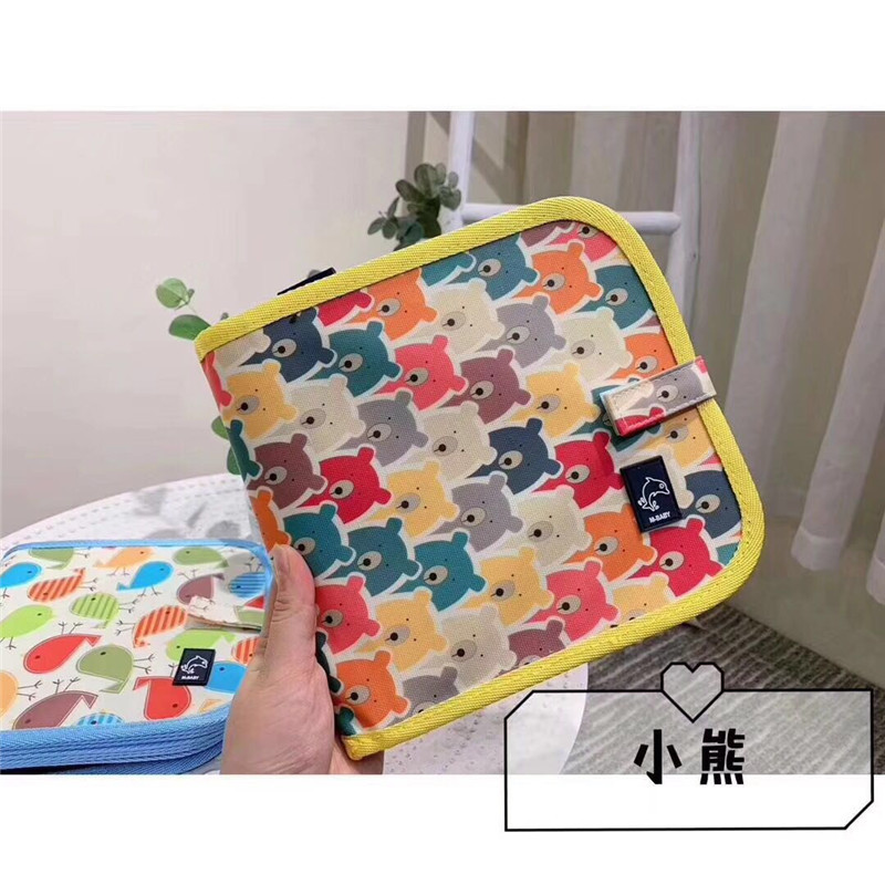 New Style Children Graffiti Painting Drawing Board Drawing Book Album Of Painting Household Drawing Book Portable Tablet Recycli