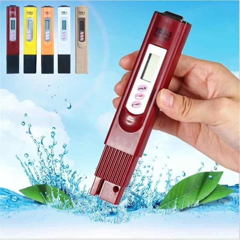 Portable Lcd Digitale Tds Ph Meter Pen Van Tester Nauwkeurigheid 0.01 Aquarium Pool Water Wijn Urine Automatische Kalibratie Meten Hot