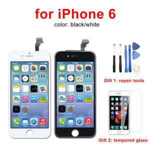 Image 5 - AAA Display For iPhone 5 5S 5C SE 6 LCD Screen Digitizer Assembly No Dead Pixel for iPhone 6 LCD