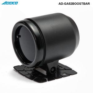 """Image 2 - Светодиодный турбонаддув для автомобиля, 2 """"52 мм, 7 цветов, с датчиком и держателем, светодиодный, для автомобиля"""