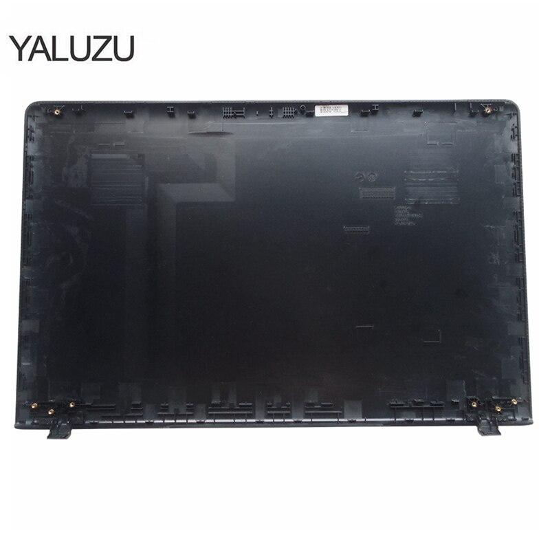 YALUZU New for Samsung NP270E5K 270E5E 270E5U 270E5V 300E5E NP300E5E Laptop Lcd Rear Lid Back Cover Top Case BA75-04423G black