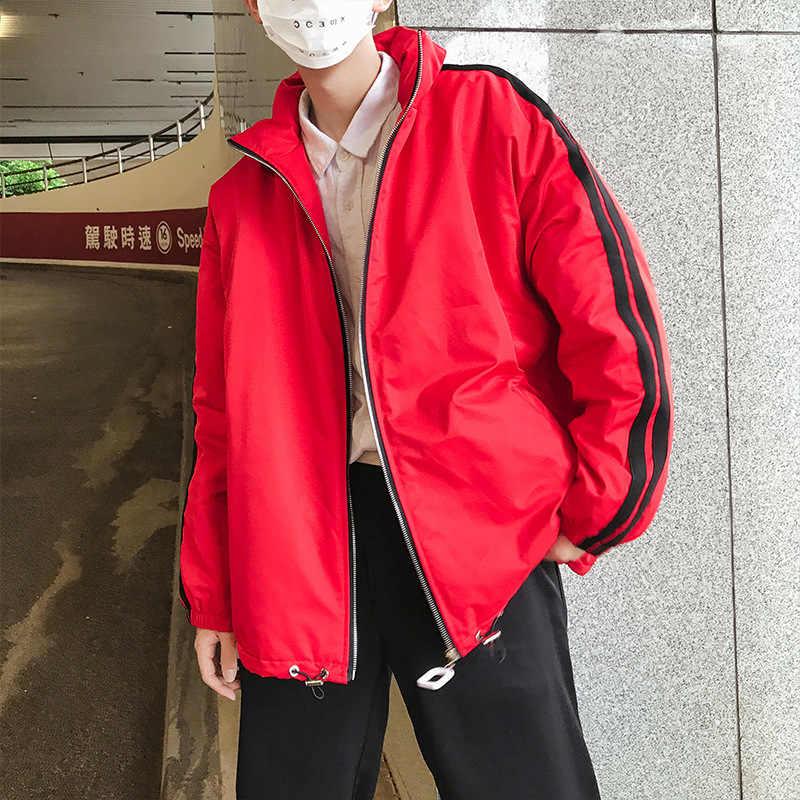 Зимнее хлопковое пальто в стиле унисекс с ароматом Гонконга для мужчин и женщин, свободный рукав «летучая мышь», Harajuku, одежда с хлопковой подкладкой, Толстая теплая Lo