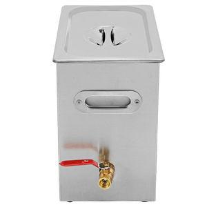 Image 4 - 10L Digital Ultrasonic Cleaner Kit Ultra Sonic Bath Timer Jewellery Cleaning
