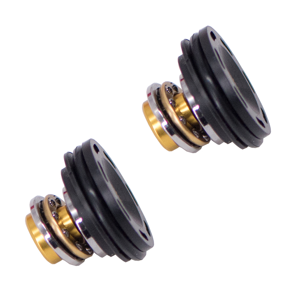 High Quality CNC Nylon Piston Head For M4 Kublai /JiQu 416/ JinMing J8/9/10 Gel Blaster Split Receiver Paintball Accessories