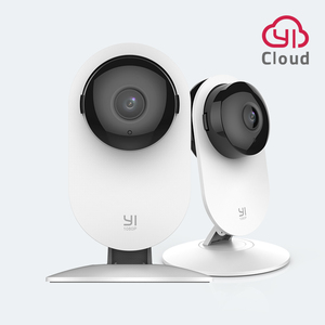 YI 1080p Home Camera Indoor Security Camera Surveillance System with Night Vision for Home/Office/Baby/Nanny/Pet Monitor White(China)