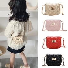 Korean Style Children's Mini Handbag 2021 Cute Crossbody Bags for Kids Small Coin Wallet Bag Baby Girls Clutch Purse