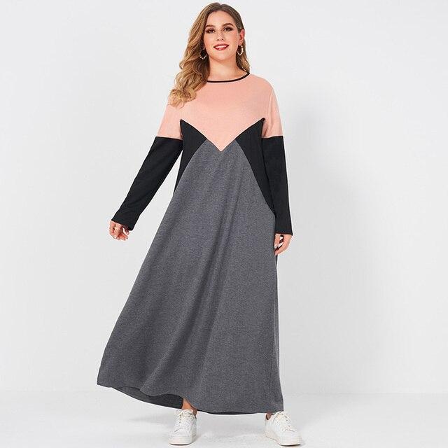 Casual Multi-Color Dress