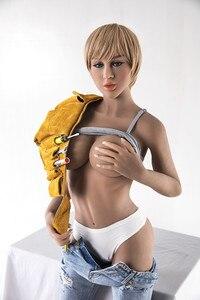Image 4 - 164cm #8 מין בובת גדול ציצים וגם המותניים מוגדרות למבוגרים מין צעצוע שד גדול התחת נרתיק מציאותי אהבת בובה