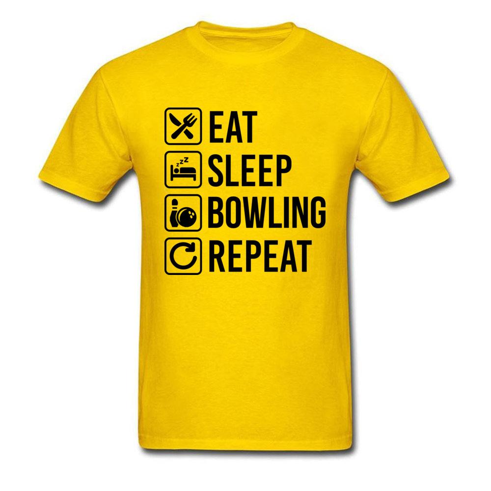 Eat Sleep Bowling Repeat_yellow