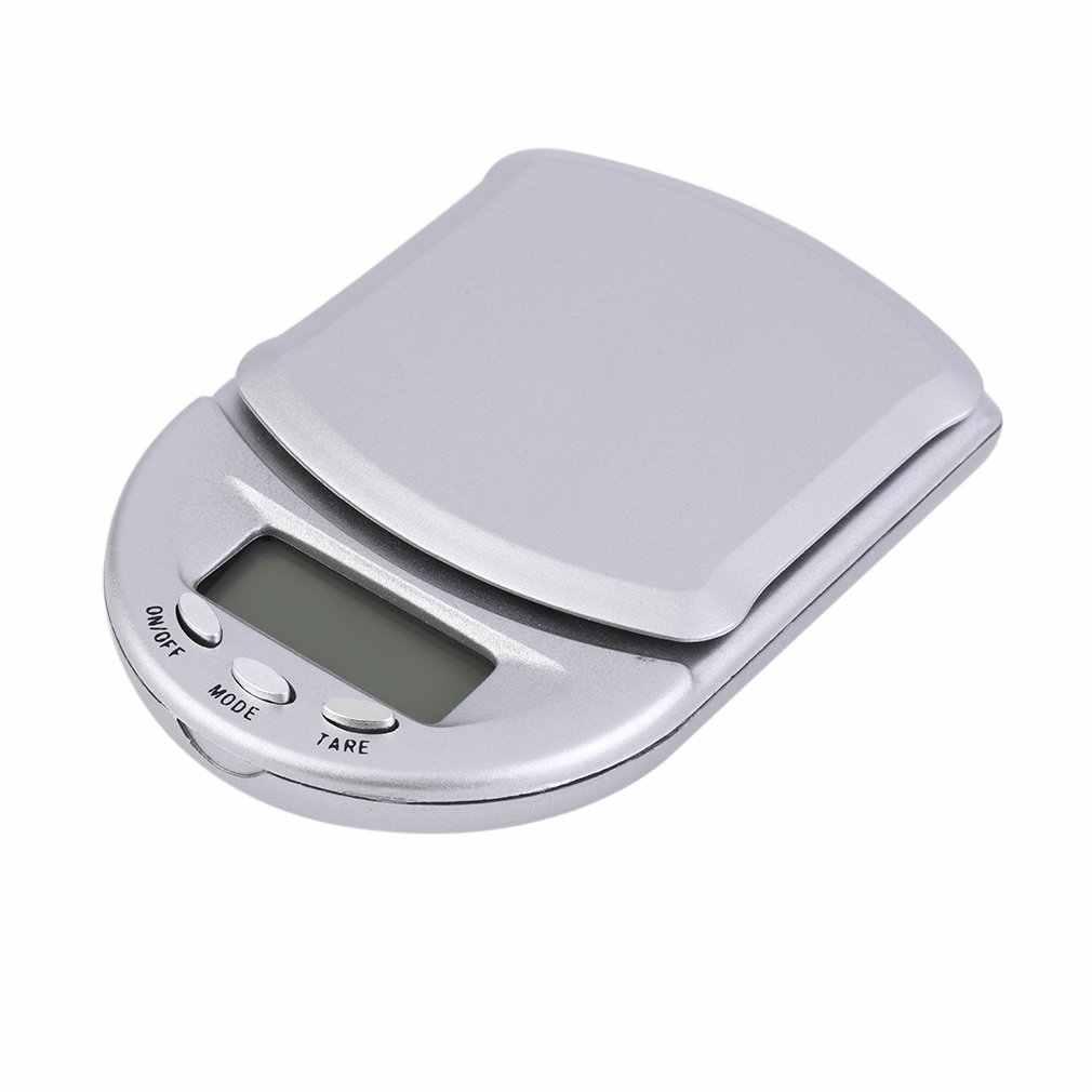 НОВЫЙ 200 г/0,01g ЖК-дисплей Портативный мини электроные цифровые весы карманные чехол Почтовый Кухня Jewelry Вес балансовый масштаб