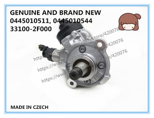 Image 3 - GENUINE AND BRAND NEW DIESEL COMMON RAIL FUEL PUMP 0445010511, 0445010544, 33100 2F000