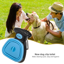 Outdoor Animal Waste Picker Cleaning Tools Dog Pet Travel Foldable Poop Scooper Animal Waste Picker Cleaning Tools Pet Products