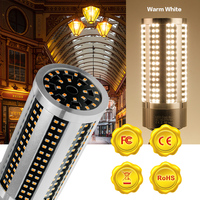 LED Light Bulb E27 Lamps LED Corn Bulb High Bright Lighting 220V 50W 54W 60W LED Bulb 110V Bombilla Garage Light industry Lamp