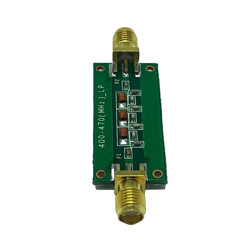 433MHZ LPF Low Pass Filter Harmonic Suppression Capability 50dbc Filter for RTL Based SDR Receiver