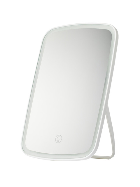 Xiaomi Mijia makeup mirror with LED light Touch Dimmer Vanity Mirror Lamp fill lights Cosmetic Tool for Live broadcast 6