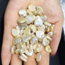 1pcs Natural freshwater Pearl beads High quality Bead for DIY jewelry Making size 15mm