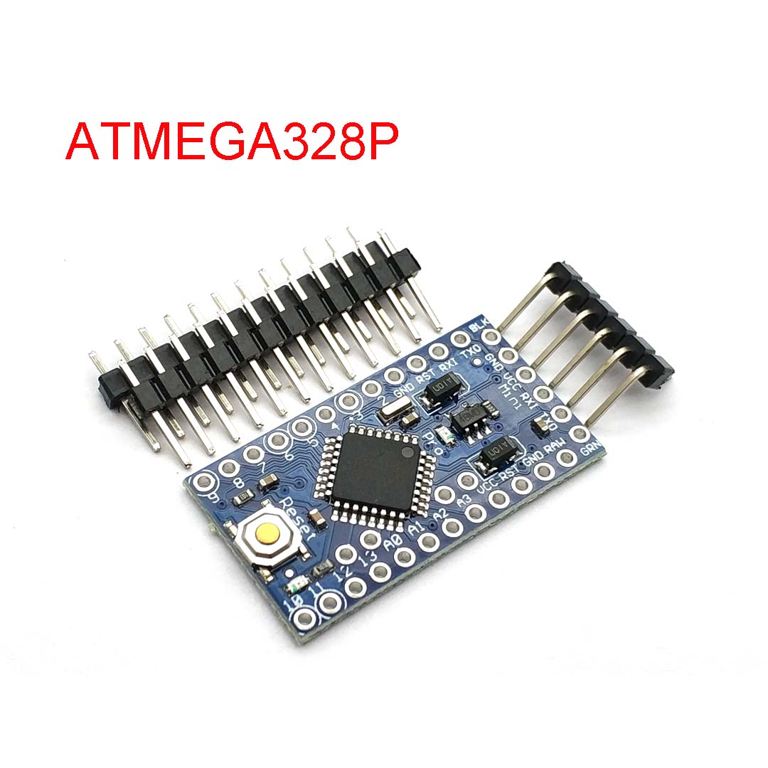 With The Bootloader Pro Mini ATMEGA328P 328 Mini ATMEGA328  3.3V/8MHz 5V/16MHz For Arduino ATMEGA328P Module