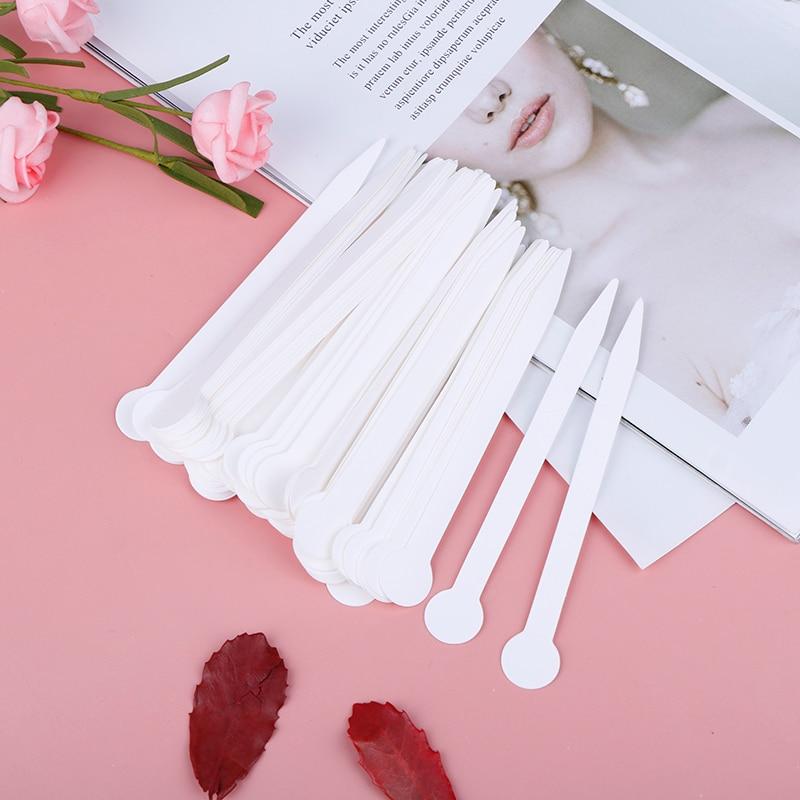 100 stücke Aromatherapie Duft Parfüm Ätherische Öle Test Tester Papier Streifen 115*15mm