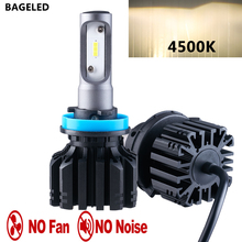 Car-Headlight-Bulbs Car-Accessories Fog-Light 8000K Auto 4500K H4 Led Hb4 H1 H3 H11 H7