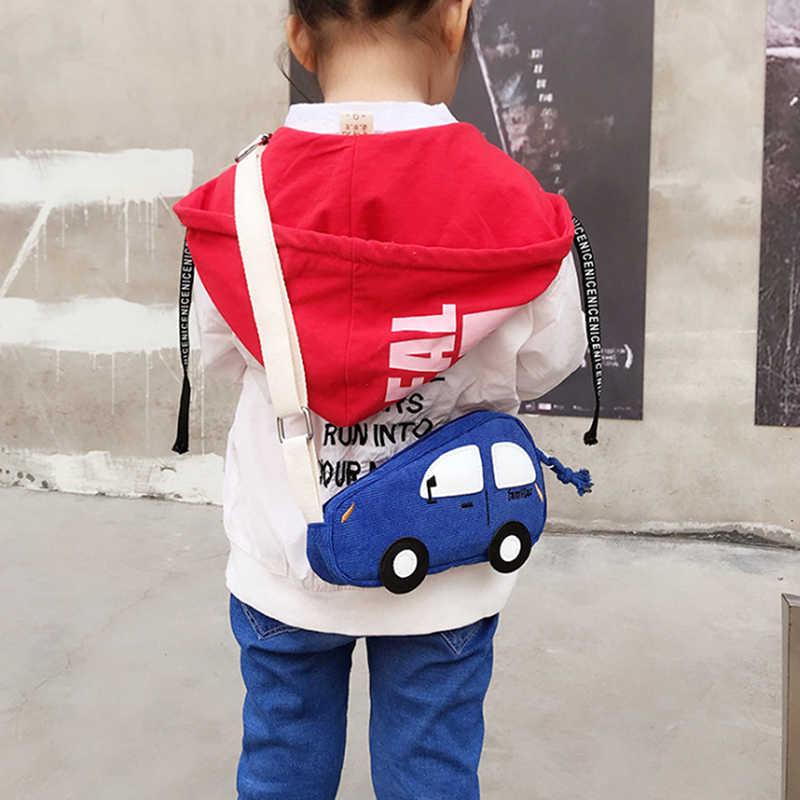 2019 Fashion Mini Crossbody Bag Paket Anak Bayi Anak Laki-laki Anak Perempuan Mobil Tas Bahu Tas Tangan Kartun Babi Mini Dompet Koin