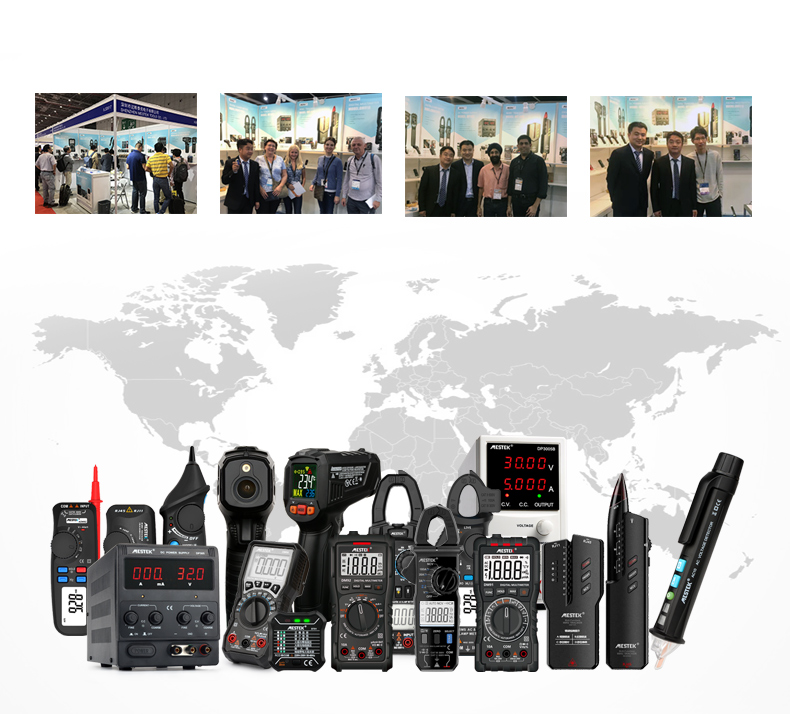 H728e5ae01da74f6c96aa4584651c599aq MESTEK IR01 digital thermometer humidity meter infrared thermometer hygrometer temperature meter pyrometer Imager termometro