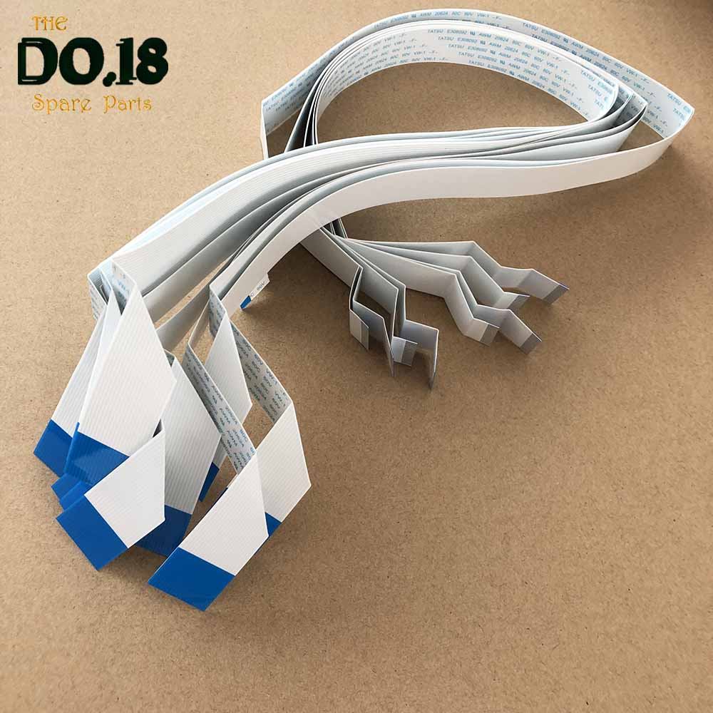10pcs New print head <font><b>printhead</b></font> Cable carriage cable <font><b>For</b></font> <font><b>HP</b></font> <font><b>8100</b></font> PRO 8600 8610 8620 276 Printer high quality image