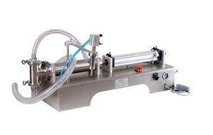 Image 5 - Máquina de llenado de líquidos, llenado de pistón neumático de agua, detergente para leche, champú químico, aceite de zumo, semiautomático, Ejuice Eliquid