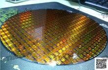 Oblea de silicona, oblea de silicona de Chip completo, oblea de silicona de cristal individual de 8 pulgadas