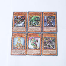 8 pieces no repeat cartoon oh YU GI play card card collection boys Duel Monsters board role-playing games paper cards fantasy(China)