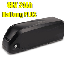 Cell Bafang-Motor Lithium-Battery E-Bike Hailong-Plus 1500W 14ah 48v 24ah 36v 17ah 18650