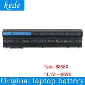 kede Original 8858X laptop battery For dell Vostro 3460 3560 V3460D V3560D For Inspirion 5520 7720 7520 (11.1V 48Wh ) 6 core