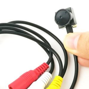 Image 2 - 200 w hd 1080 p ahd câmera micro mini câmeras de vigilância cctv para ahd dvr sistema de segurança